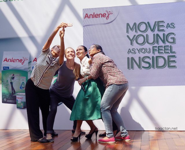 Move Young Campaign Launched With The NEW ANLENE MoveMax @ Glasshouse at Seputeh
