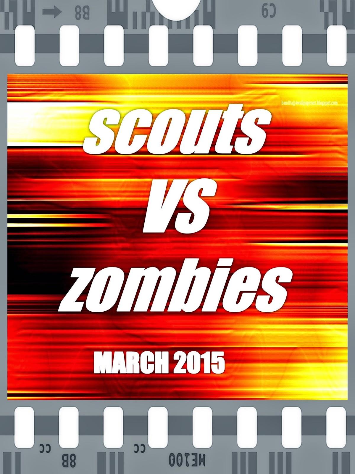 Zombie Vs Scouts