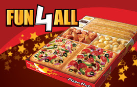 Pizza Hut Delivery Dubai