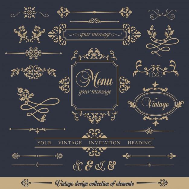 165+ Gorgeous Wedding Invitation Templates | Graphic Design Resources