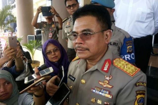 Kapolda Sulteng Prioritaskan Tangkap DPO Terorisme di Poso