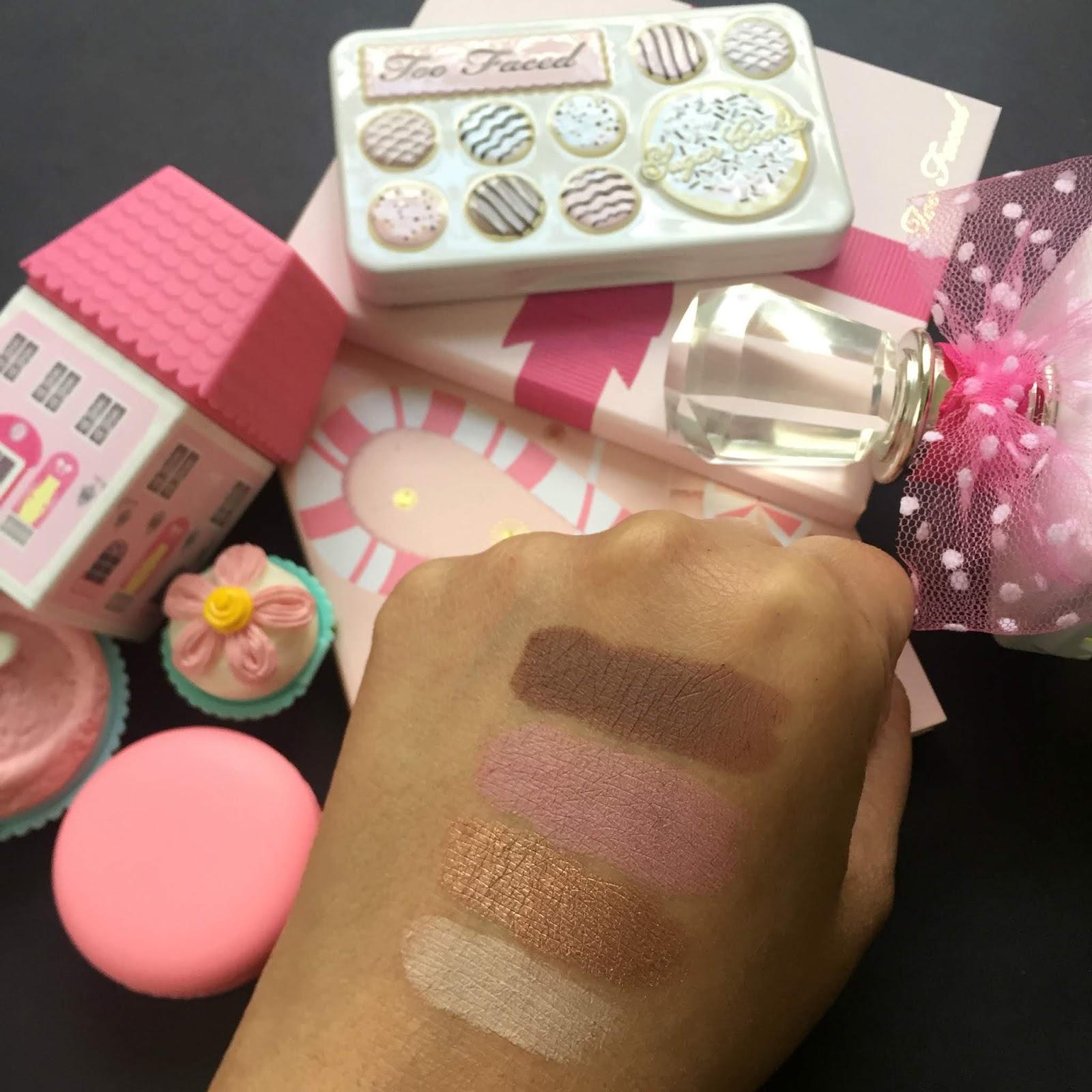 Sugar Cookie Eyeshadow Palette by Too Faced #5