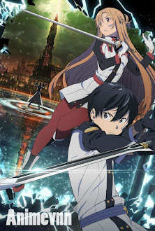 Sword Art Online Movie: Ordinal Scale -  2017 Poster