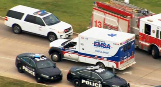Oklahoma City: Armed Citizen Shoots Suspect