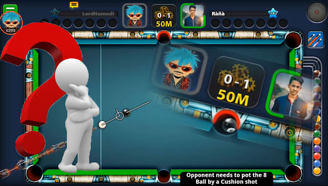 berlin 8 ball pool video match indirect shots