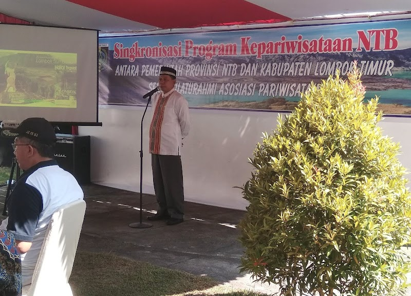Sambut Sinergitas Baru Pariwisata Lombok Timur