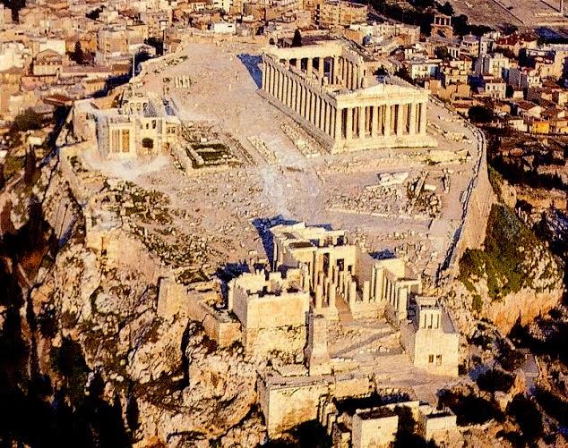 Arquitectura en la Antigua Grecia   Templo Griego   Características + Paisaje + Asentamiento   Historia de la arquitectura