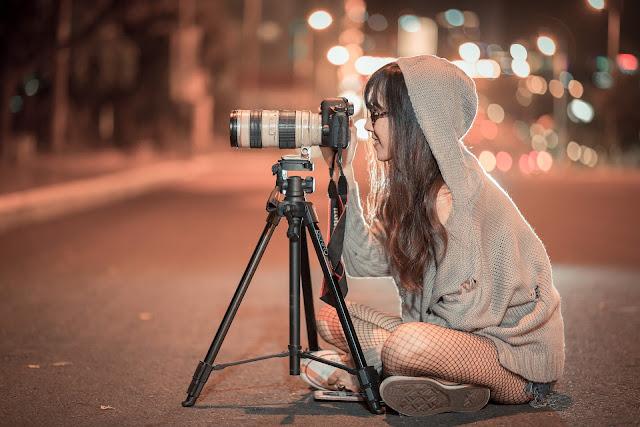 teknik dasar dan materi dasar untuk pemula fotografi