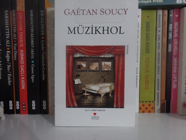 MÜZİKHOL - GAETAN SOUCY