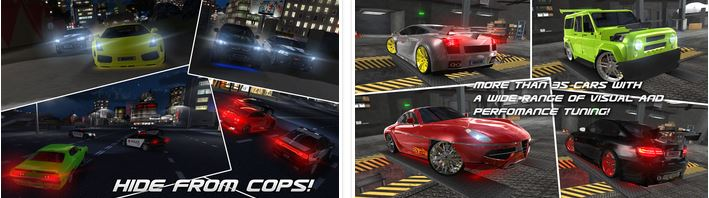 Drag Racing 3D v1.7.6 APK DATA