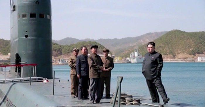 Bình Nhưỡng đang gấp rút chuẩn bị kế hoạch đóng một tàu ngầm trang bị tên lửa đạn đạo lớn chưa từng thấy