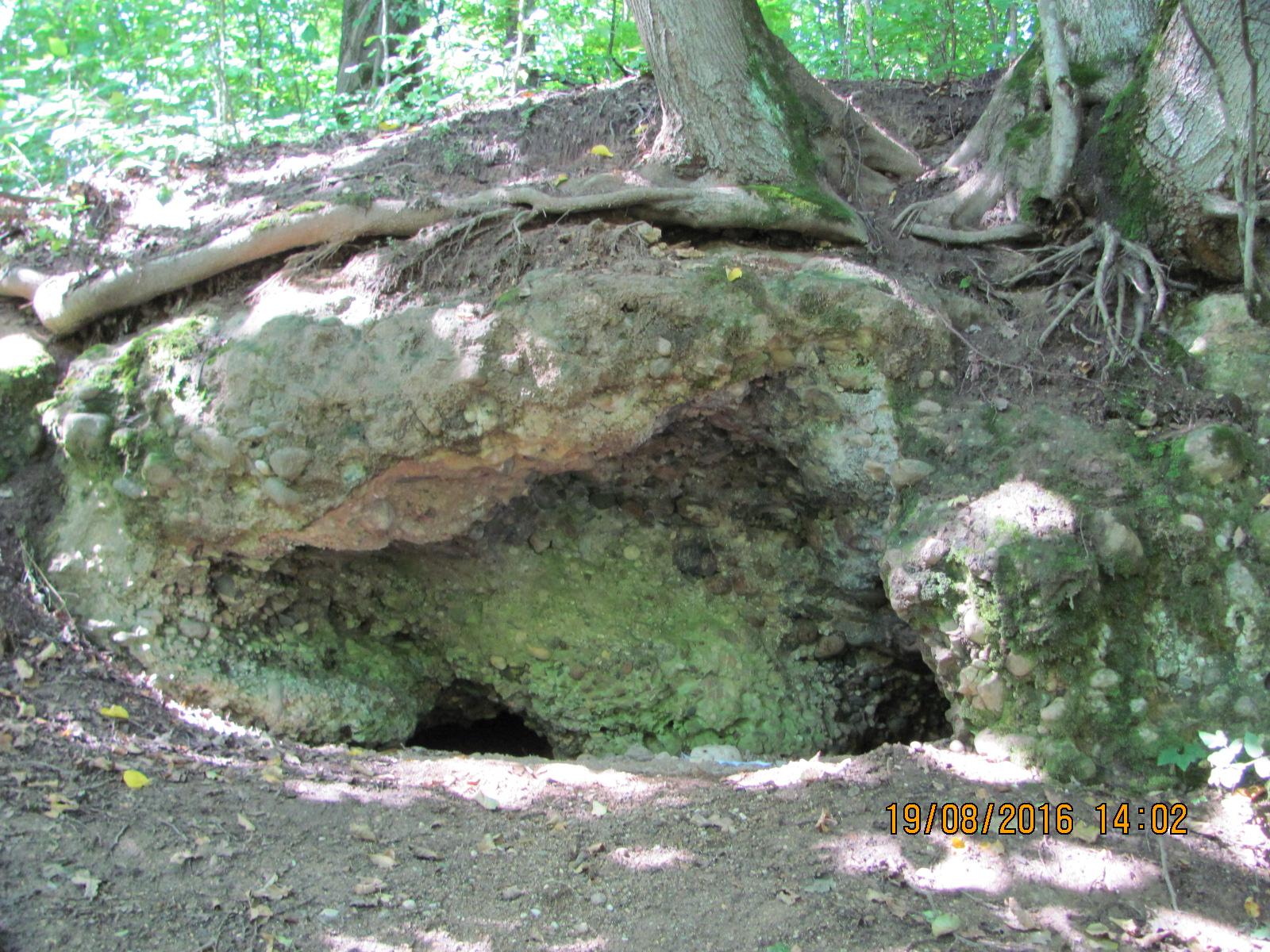 Беларусская пещера
