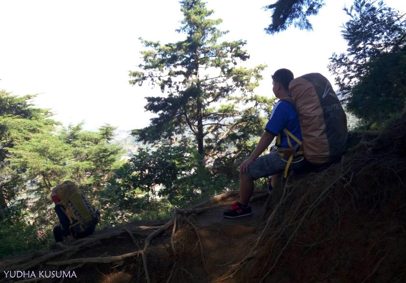 Menikmati Pendakian Gunung Prau Dieng Jawa Tengah