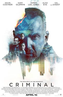 Criminal 2016 DVD R1 NTSC Latino