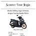 Paket Wisata Backpaker || Scooter Tour Jogja