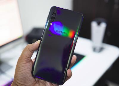 Cara Screenshot Samsung Galaxy A50 dengan cepat dan simpel tentunya.