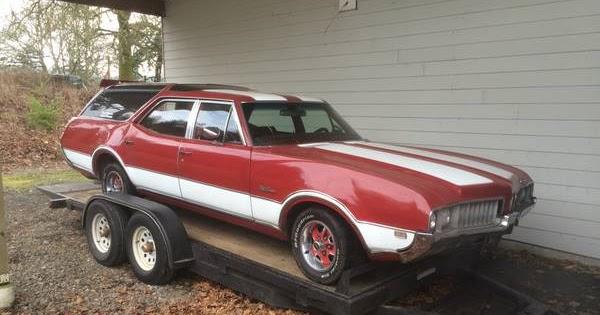 1969 Oldsmobile Vista Cruiser Wagon For Sale Buy