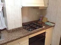 apartamento en alquiler zona playa heliopolis benicasim cocina