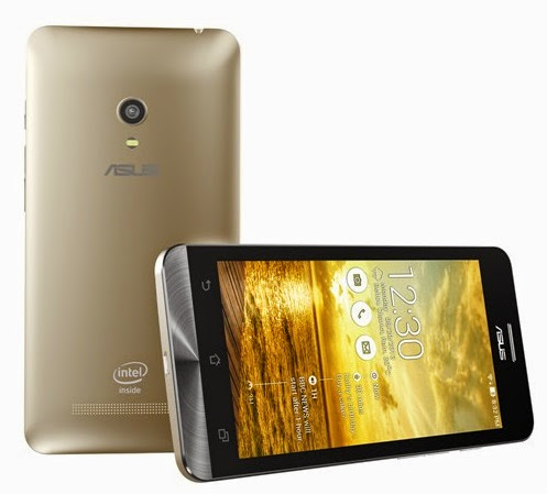 ASUS Zenfone 5 Firmware (A500CG)