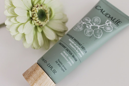 Loveliness by Sarah: REVIEW | Caudalie Instant Detox Mask