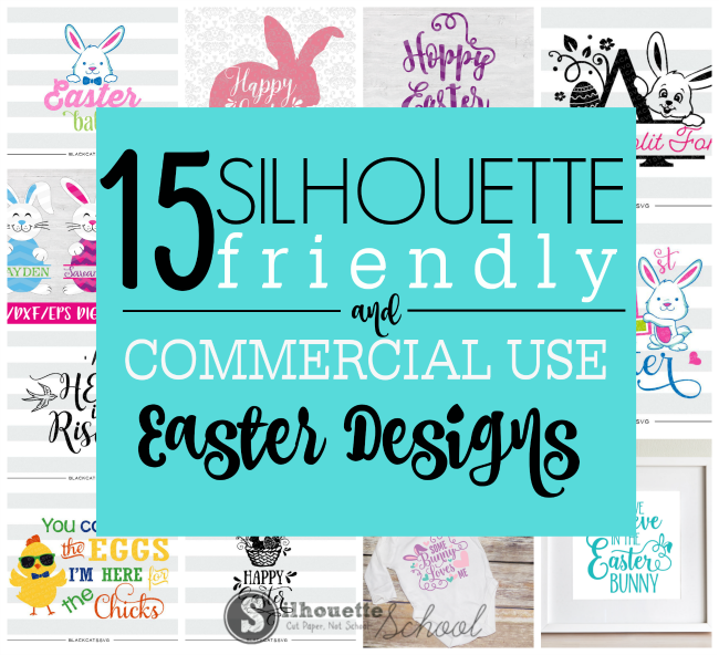 easter designs, easter graphics, easter svg, commercial use svg files easter spring silhouette cameo