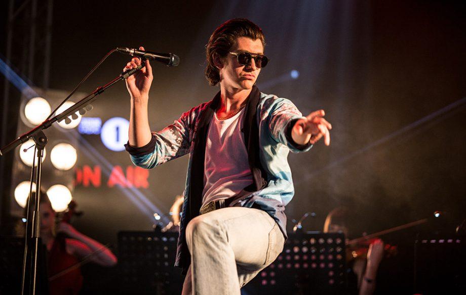 94e66a19b958b Arctic Monkeys' new album Tranquility Base Hotel & Casino was nearly ...
