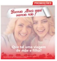 Promoção Sóbrancelhas Dia das Mães 2017 Viagem Buenos Aires