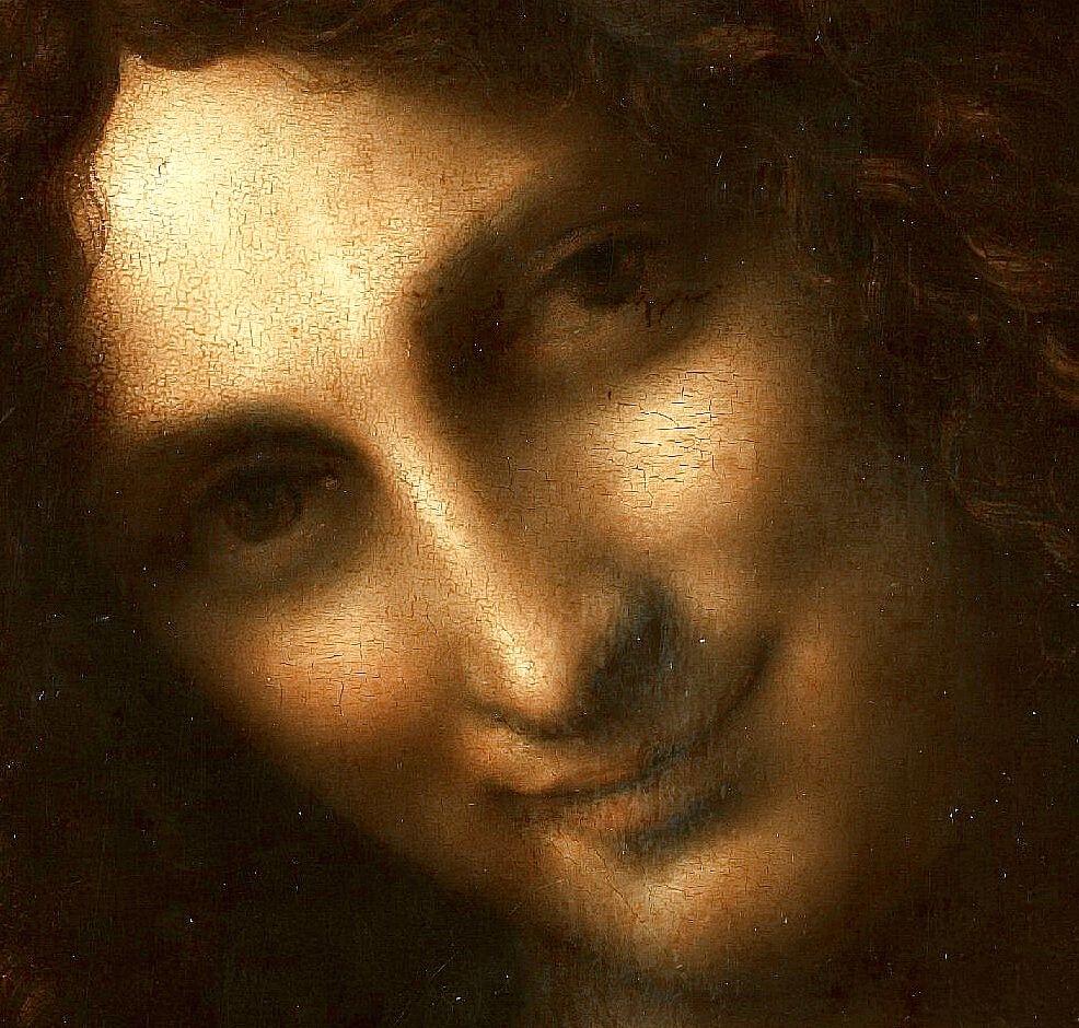 Leonardo Da Vinci Disputa Del Poeta Col Pittore Tutt Art Pittura Scultura Poesia Musica