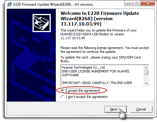 Computer and internet tricks: How to Upgrade Huawei E220 to supports