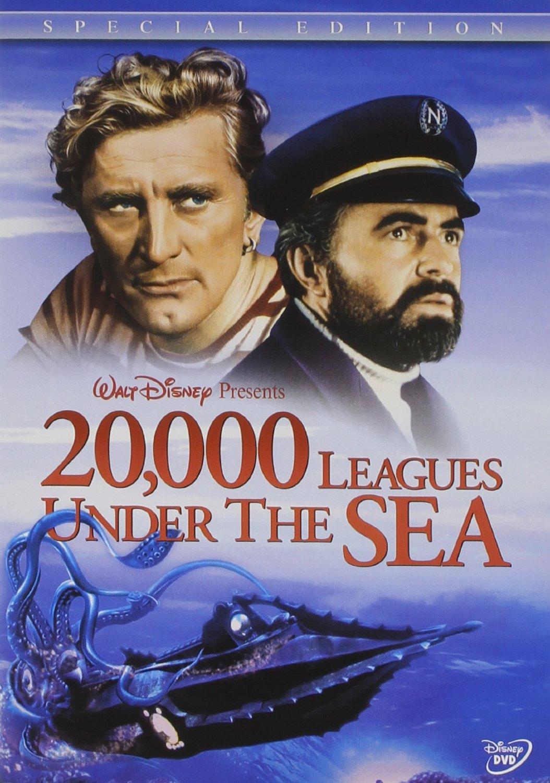 20,000 Leagues Under the Sea (1954) ταινιες online seires oipeirates greek subs
