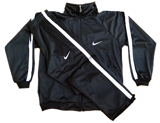 Conjunto Nike preto