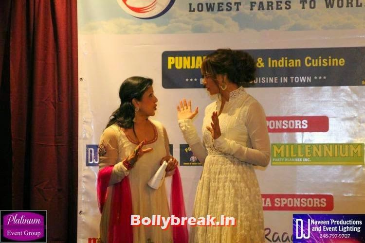 Bipasha Basu at an event in Detroit,USA, Bipasha Basu at an event in Detroit,USA