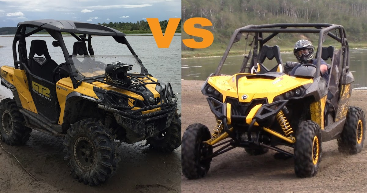 sask trail riders can am commander vs maverick. Black Bedroom Furniture Sets. Home Design Ideas