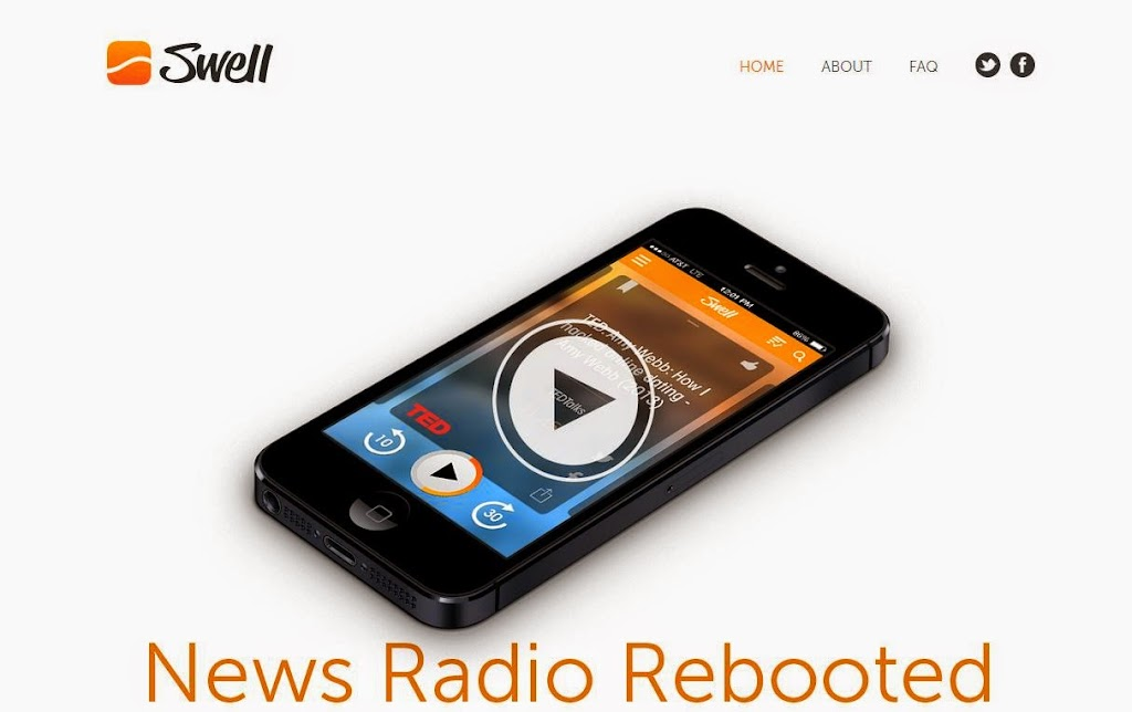 大數據強化內容推薦,蘋果收購書籍探索BookLamp與新聞電台Swell