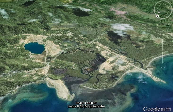 Marcopper mining disaster revisited    in Australia