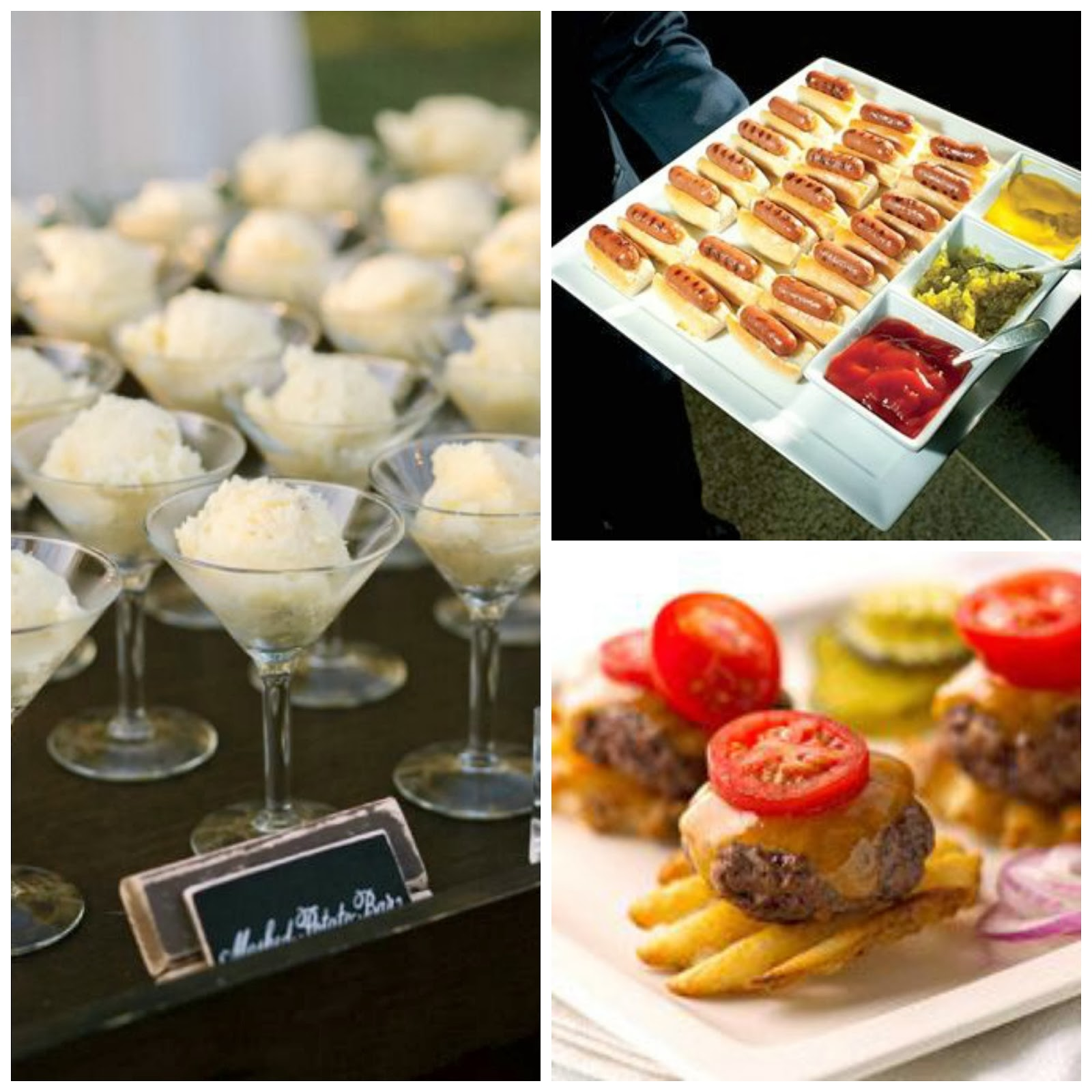 A Bride's BFF: Crowd-Pleasing Appetizers For Your Cocktail