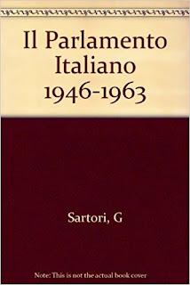 Il parlamento italiano 1946-1963: una ricerca / diretta da Giovanni Sartori.