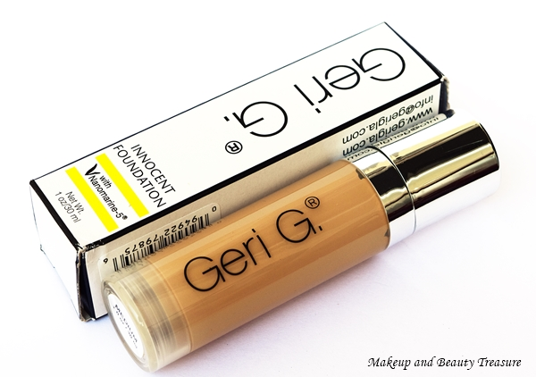 geri g foundation review