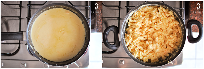 passo a passo mac cheese