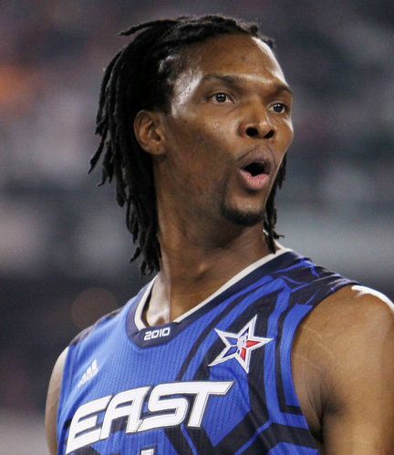 Chris Bosh Funny Photos | NBA FUNNY MOMENTS