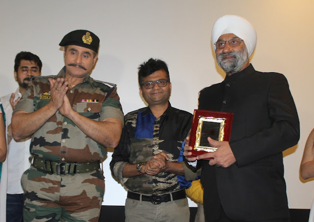 13. Puneet Isaar with Dr. Aneel Murarka and Col. Harbhajnik Singh