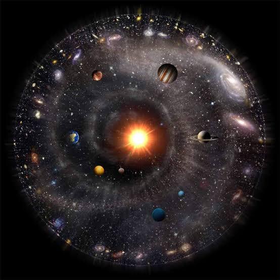 کائنات کس نے بنائی سائنسی تحقیق وثبوت.... از رضوان خالد چوہدری