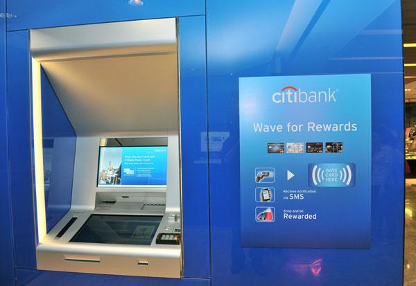 Citibank Cash Deposit Machines now accepting USD cash