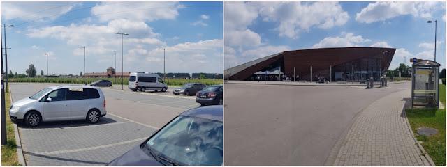 Parking Bikernau