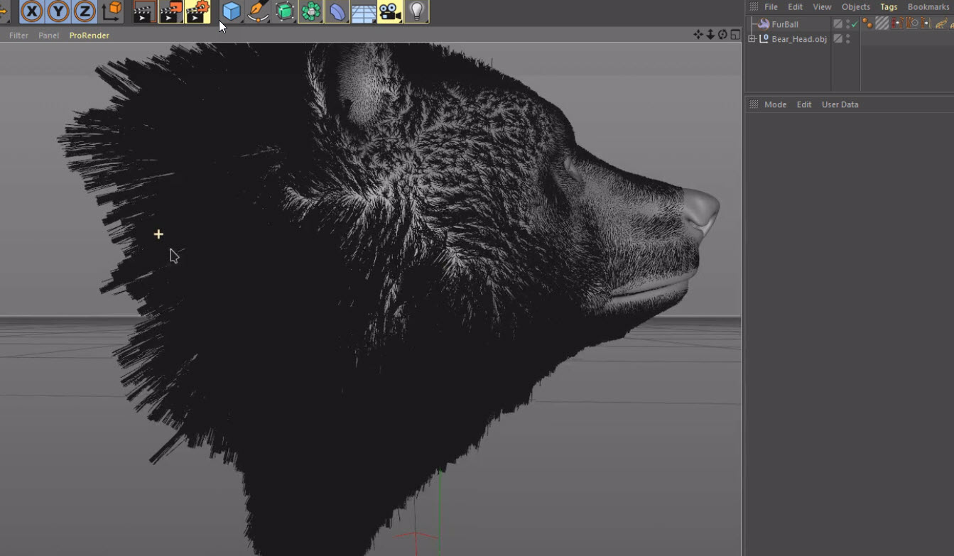 Ornatrix for Cinema 4D Beta - Plugins Reviews and Download
