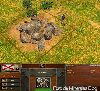 Mina de plata | Silver mine Age of empires III