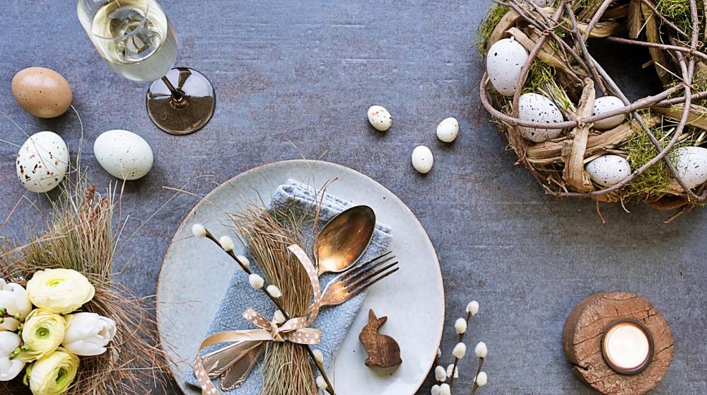 Die besten Dekorations-Trends für den Oster-Tisch - MainPicture