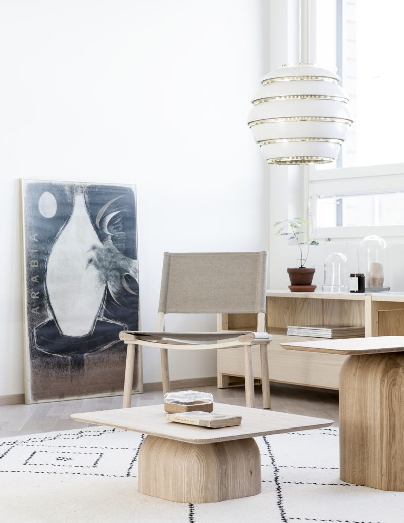Interior design project for NCC housing / Sisustusprojekti ...