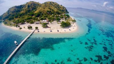 Pulau Kanawa NTT Sumba Flores