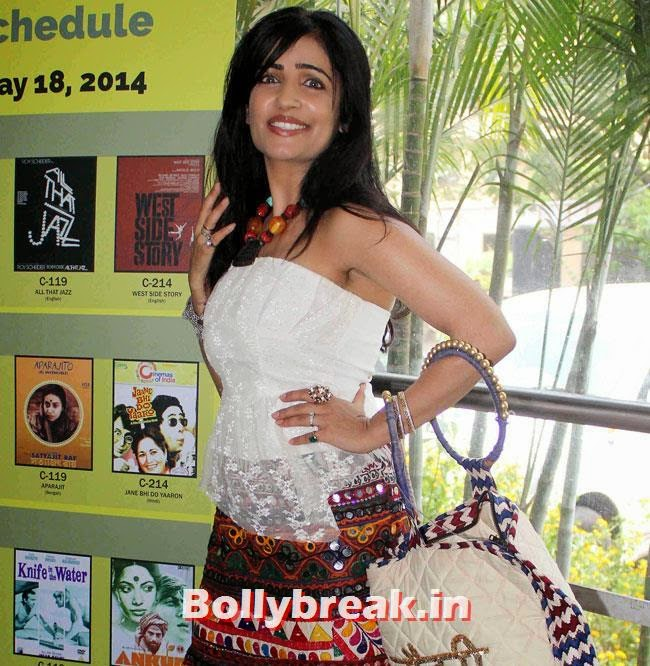 Shibani Kashyap, Vidya Balan, Rekha ji at Inauguration of Celebrate Cinema Festival Events